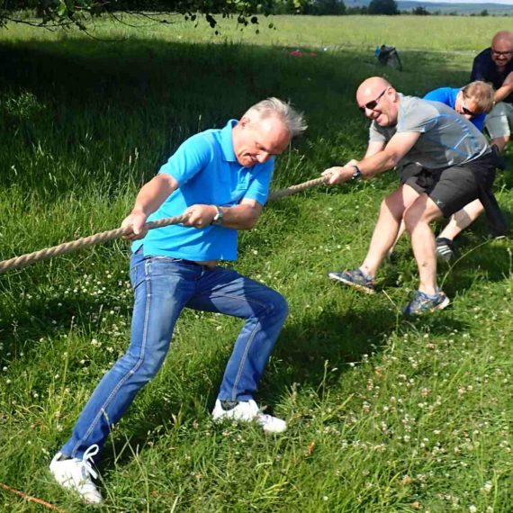 Po stopách pašeráků - teambuilding Ústecký kraj
