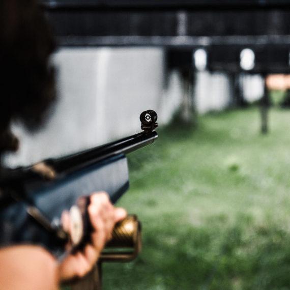 Střelba ze vzduchovky - pronájem zábavných atrakcí Brno