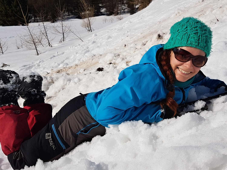 Anděl na horách - zimní teambuilding