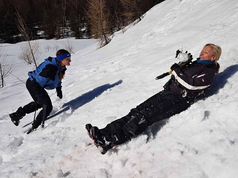 Anděl na horách - zábavný teambuilding na horách