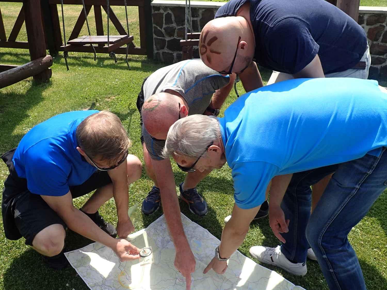 Po stopách pašeráků - akce pro firmy, teambuilding Liberec