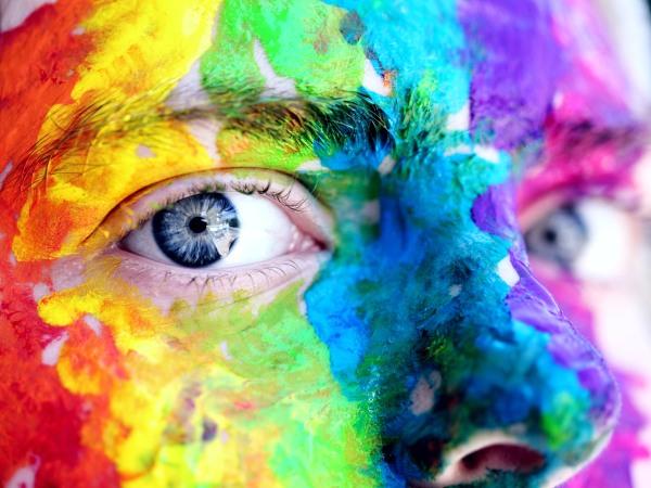 Facepainting - malování na obličej - zábavné atrakce Liberec