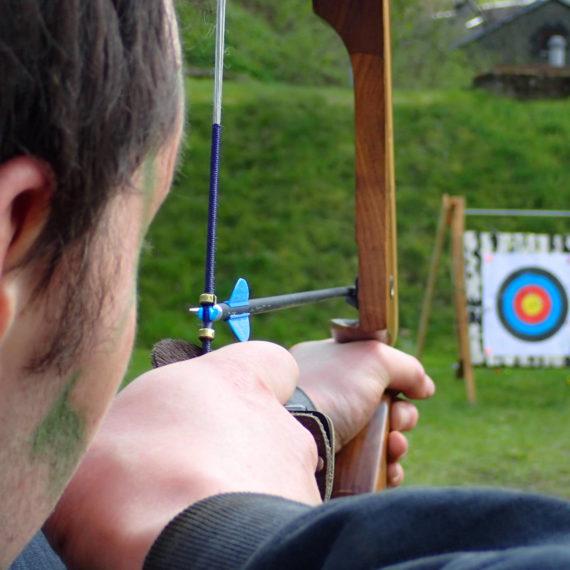 Sportovní lukostřelba - zábavné atrakce na firemní akce Liberec