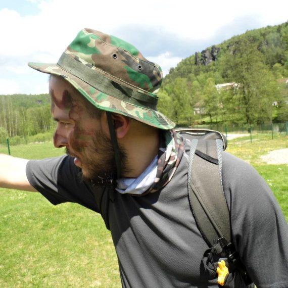Barevný svět - adrenalinový teambuilding Ústí nad Labem