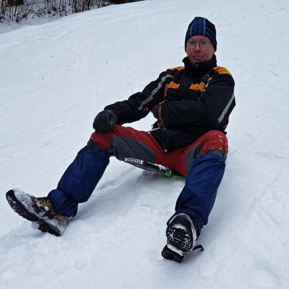 Anděl na horách - teambuilding, firemní akce v zimě