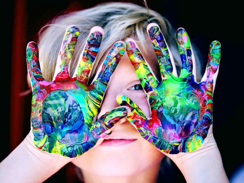 Facepainting - malování na obličej - atrakce pro děti Plzeň