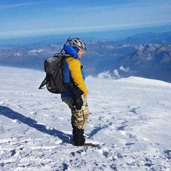 Anděl na horách - teambuilding na horách
