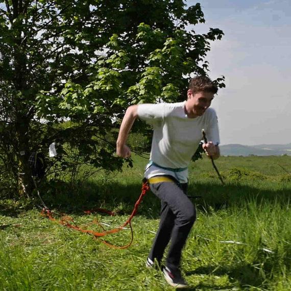 Bungee running - zábavné atrakce Středočeský kraj
