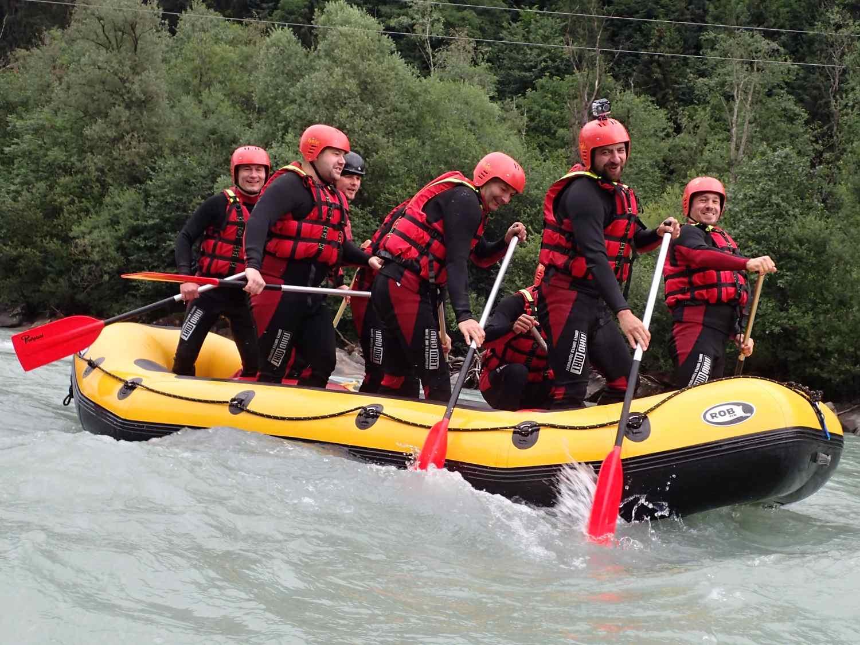 Vodní živel - zážitkový teambuilding