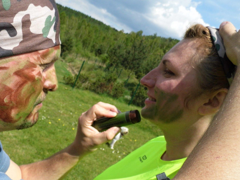 Barevný svět - teambuilding severní Čechy