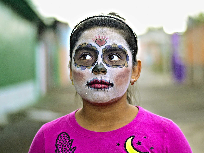 Facepainting - malování na obličej - akce pro děti, zábavné atrakce Praha