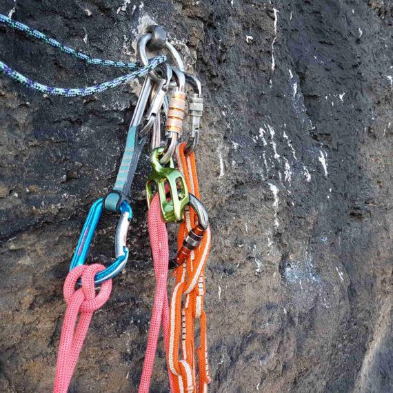 Lezení na skalách - zábavné atrakce Krušné hory