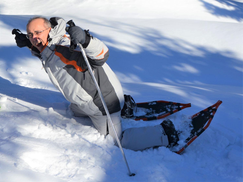 Yettiho stopy - teambuilding Ústecký kraj, firemní akce v zimě