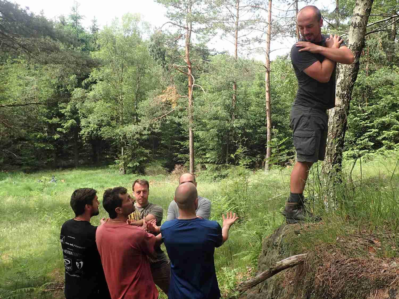 Workshop na budování důvěry v týmu - firemní akce Praha, Brno