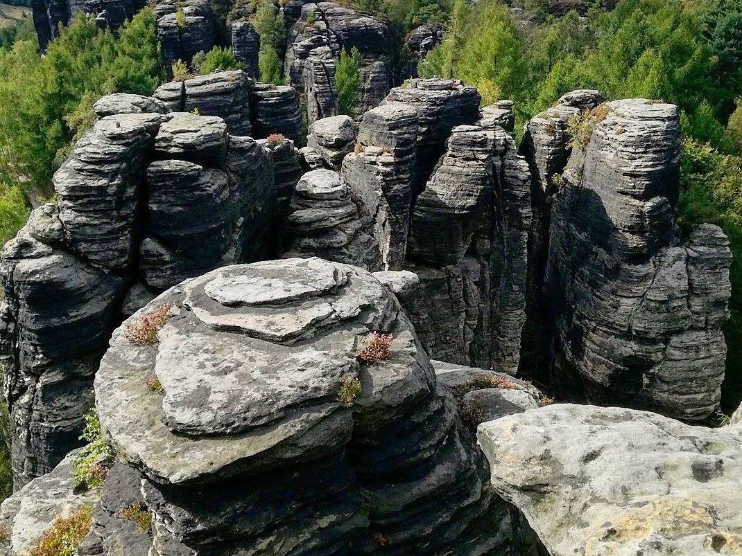 Treasure Hunt skalní město Tisá - outdoor teambuilding, teamspirit, firemní akce Ústecký kraj