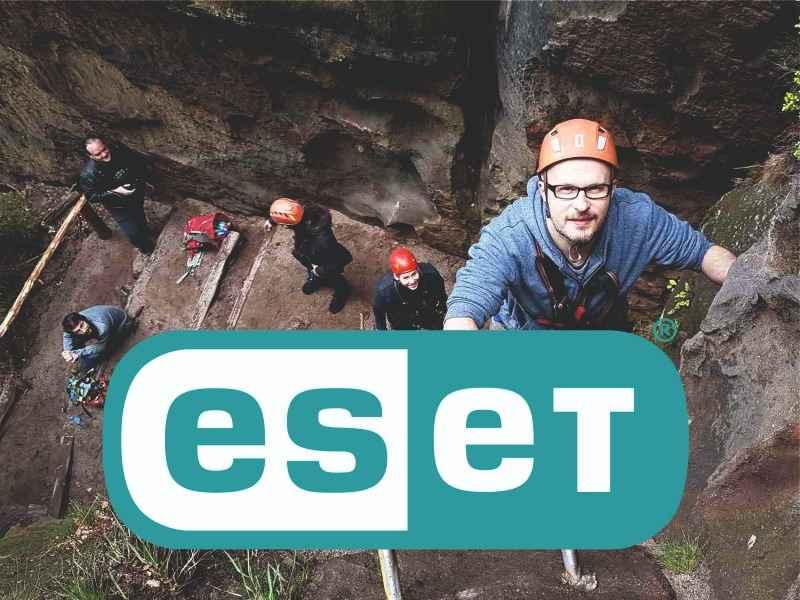 ESET teambuilding reference HOTROCK