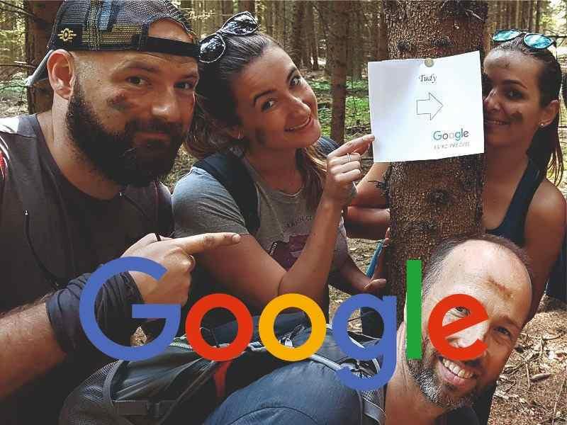 Google teambuilding reference HOTROCK